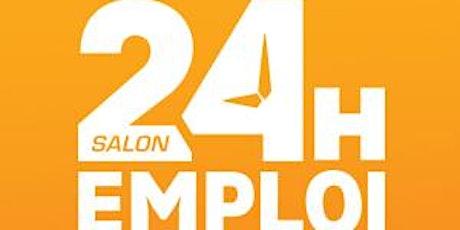 24 HEURES POUR L'EMPLOI ET LA FORMATION – Le Havre 2020 billets