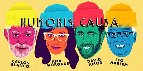 HUMORIS CAUSA en el Palacio de la Ópera A Coruña. 22:30h | EMHU 2020 entradas