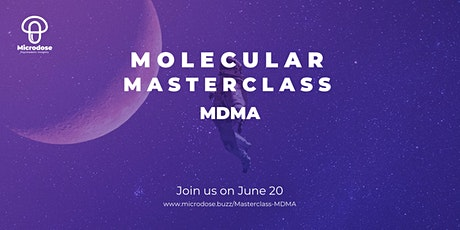 Molecular Masterclass - Deep Psychedelic Dives & Education: MDMA tickets