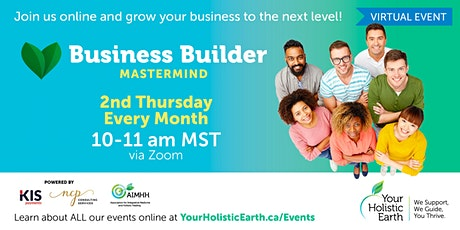 YHE Monthly  Mastermind Business Builder by NCP! tickets