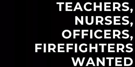 Heroes Virtual Home Buying Seminar: Teachers, Nurses, Officers, Firefighters  tickets