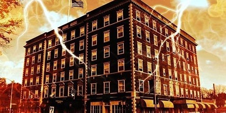 Halloween Haunt at the Hawthorne Hotel -Salem MA tickets