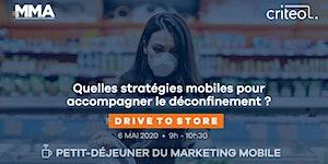 "Petit-déjeuner du Marketing Mobile : ""Drive-to-store :..."