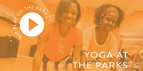 Yoga at The Parks tickets