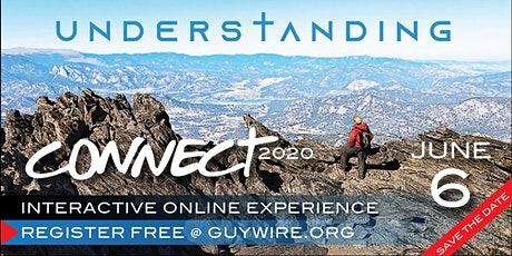 Guywire's CONNECT ONLINE INTERACTIVE Experience tickets