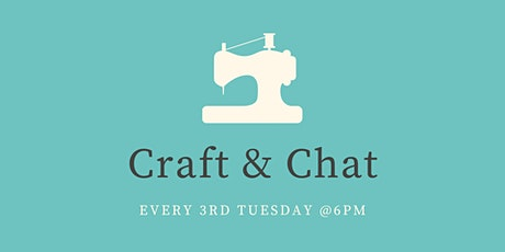 Craft & Chat tickets