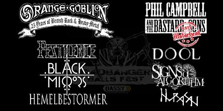 Headbanger's  Balls Fest 2020 billets