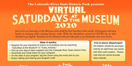 Saturdays at the Museum 2020 tickets