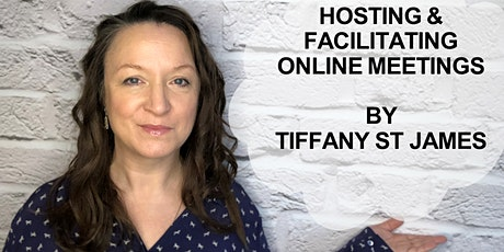 Mini Masterclass: Hosting and Facilitating Online Meetings tickets