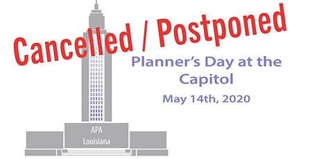 Planner's Day at the Capitol: Cancelled / Postponed tickets