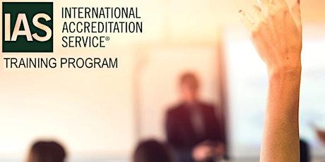 3002 Understanding ISO/IEC 17021-1 for Management System CBs (Americas Webinar) tickets