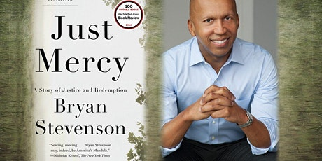 Book Club: Just Mercy by Bryan Stevenson tickets
