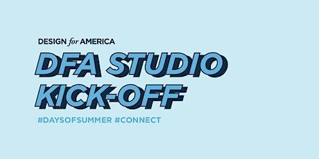 DFA Studio Kick-Off [DFA Students/Mentors only] biglietti