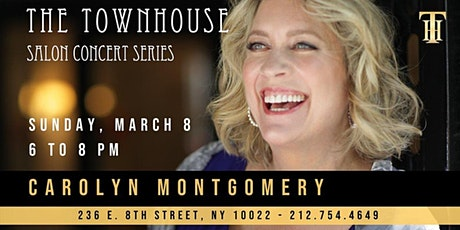 Townhouse Salon Series - Carolyn Montgomery tickets