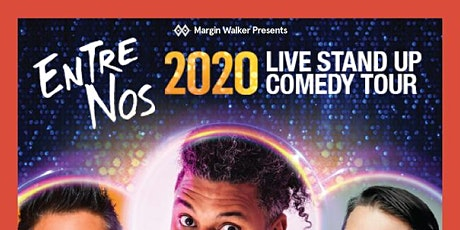 Entre Nos 2020 Live Tour Sponsored by HBO Latino @ Texas Theatre tickets