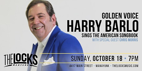 Harry Barlo Performs The Great American Songbook with Chris Morris tickets