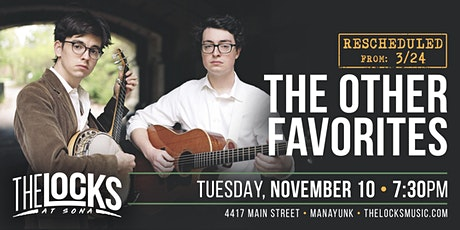 The Other Favorites tickets