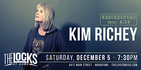 Kim Richey tickets