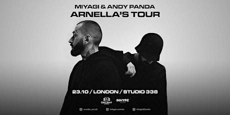 Miyagi & Andy Panda | London |23 October tickets