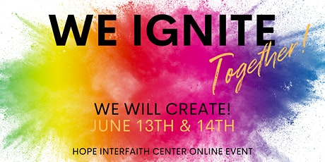 WE IGNITE together! tickets