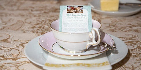 Early Summer Afternoon Tea tickets