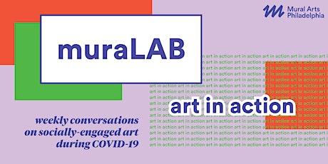 muraLAB: Art in Action tickets