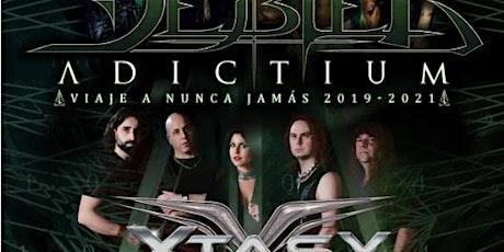 DEBLER + XTASY - ZARAGOZA - SALA LOPEZ entradas