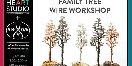 Family Tree Wire Workshop tickets