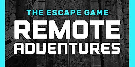 The Escape Game Remote Adventures - Ruins: Forbidden Treasure tickets