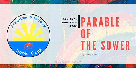Freedom Readers Book Club: Parable of the Sower tickets