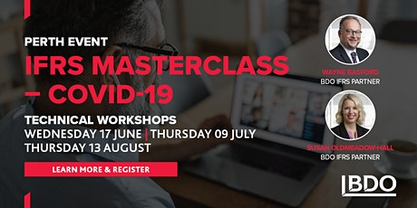 COVID-19 Masterclass (Perth) tickets