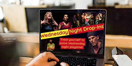 Moment Improv: ONLINE Drop-in Improv Class tickets
