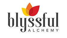 blyssfulPRODUCTIONS & blyssfulALCHEMY logo