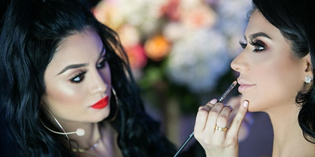 Glamour By Suzy's Virtual Makeup Masterclass tickets