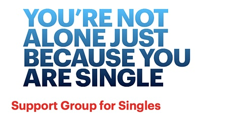 Singles Discussion  Group tickets