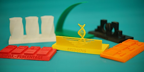 3D Print Club Online Meet-up billets