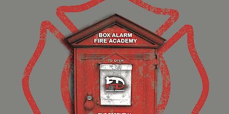 Box Alarm Fire Academy tickets