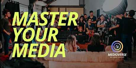 Master Your Media tickets