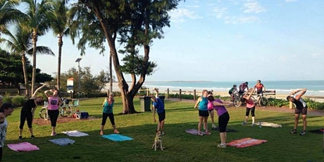 Broome Bootcamp - Friday Circuit tickets
