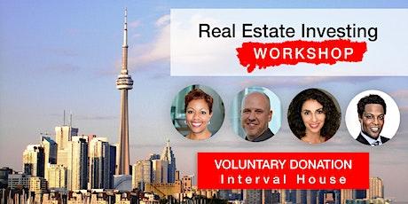 Toronto Real Estate Investing Workshop tickets
