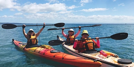 Women's Easy Sea Kayaking // Jervis Bay tickets