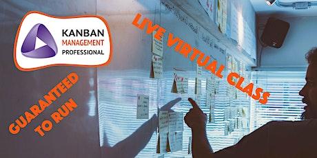 Kanban Management Professional (KMP 2) biglietti