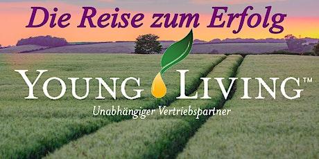 Einkommensmöglichkeiten mit Young Living Tickets