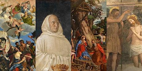 Arte nelle chiese di Verona Minor Hierusalem: Webinar di pittura e scultura biglietti