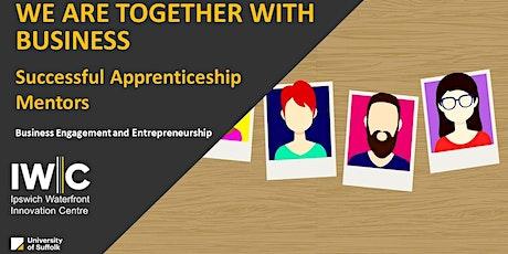 Apprenticeships: Successful Apprenticeship Mentors tickets