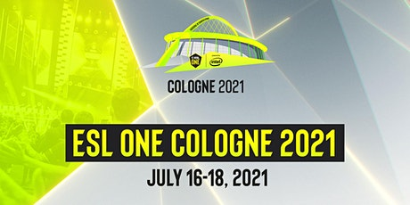 ESL One Cologne 2021 billets