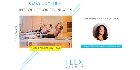Introduction to Pilates (6-Week Course) | One Island South tickets