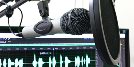 Get Started in Podcasting! - webinar tickets