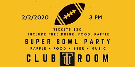 Super Bowl Party at The Townhouse tickets