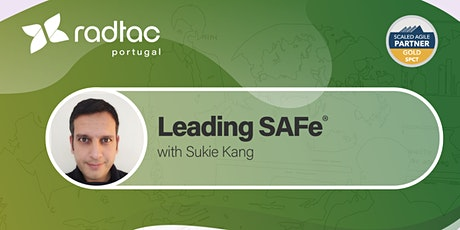 Leading SAFe® - with SAFe® 5 Agilist Certification bilhetes